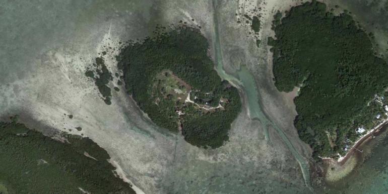 hopkins-island-satellite-view